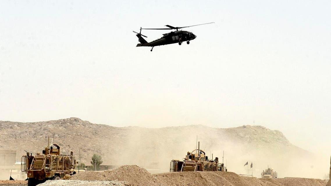 US Forces in Afghanistan (AP)