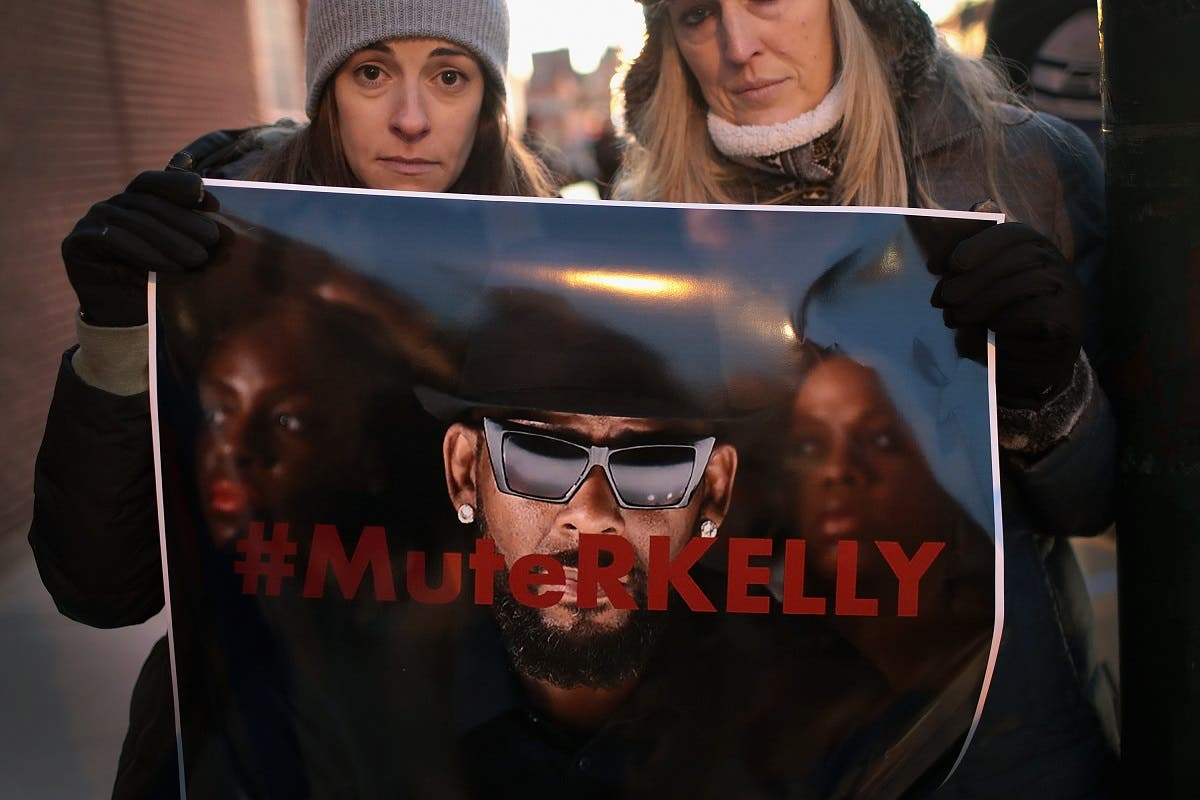 R Kelly. (AFP)