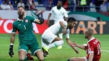 Saudi Arabia in second Asian Cup win, beat Lebanon 2-0