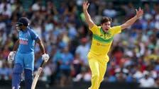 Australia win first one-dayer despite Rohit century