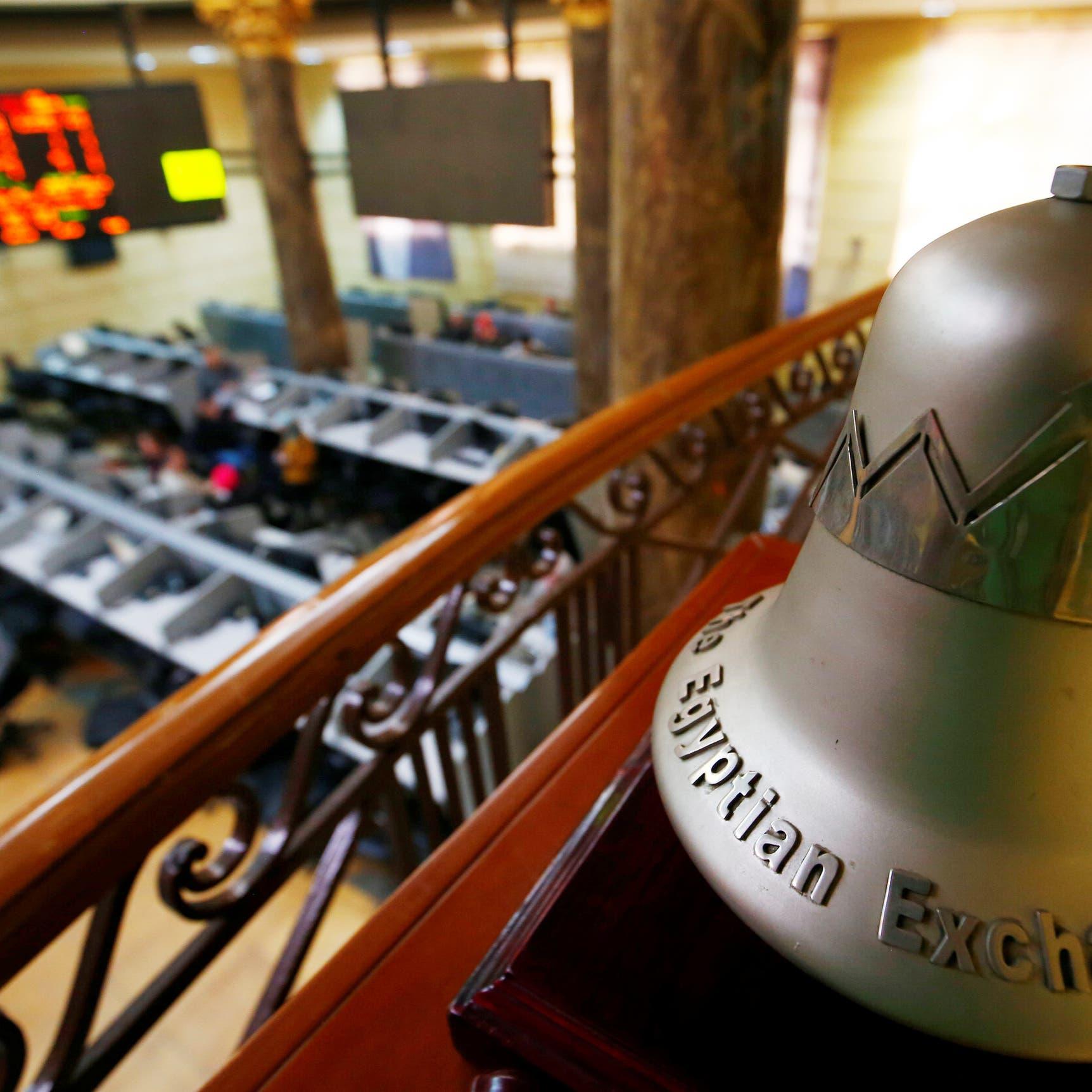 """بورصة مصر.. """"تميز"""" يقفز 13% والأسهم تربح 13 مليار جنيه"""