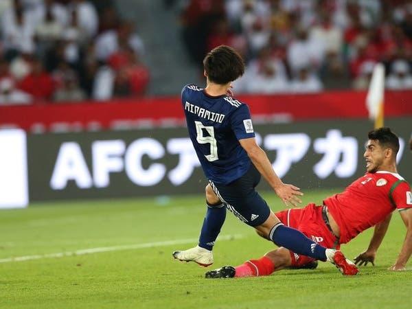 اليابان تهزم عمان وتلحق بالمتأهلين إلى الدور الثاني