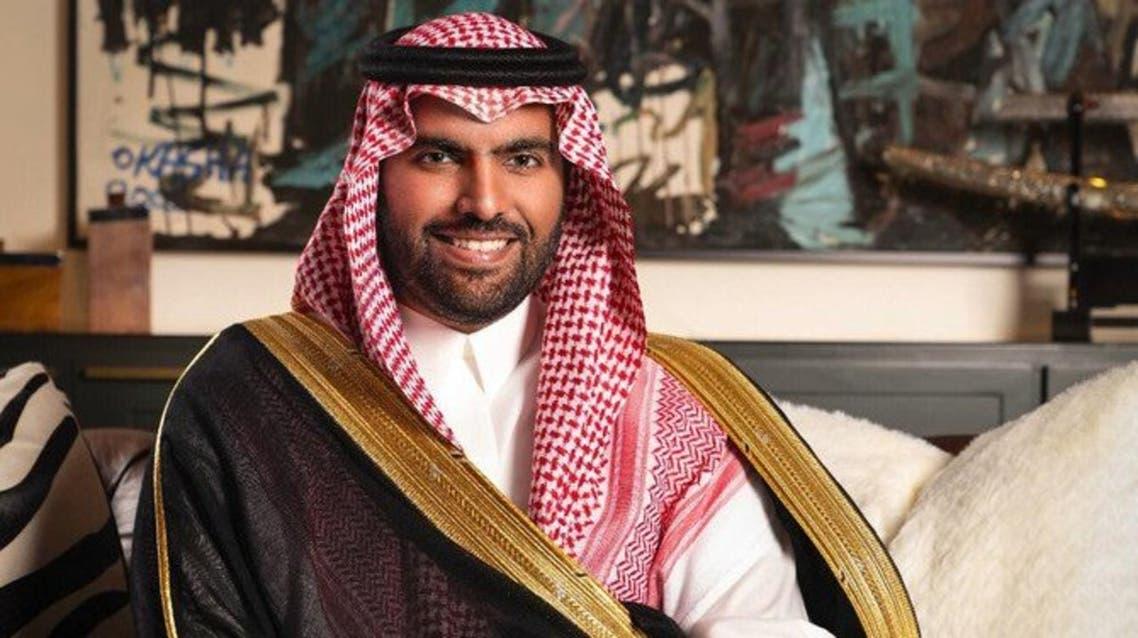 وزير الثقافة السعودي بدر بن عبد الله بن فرحان آل سعود
