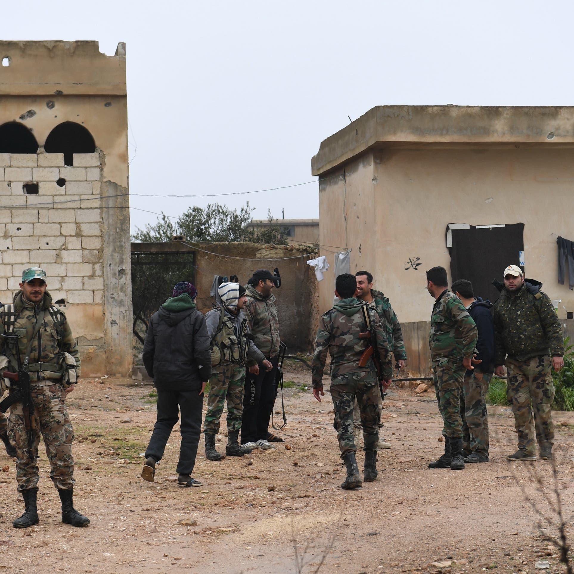 """منبج.. """"فيتو تركي"""" ضد قوات الأسد"""