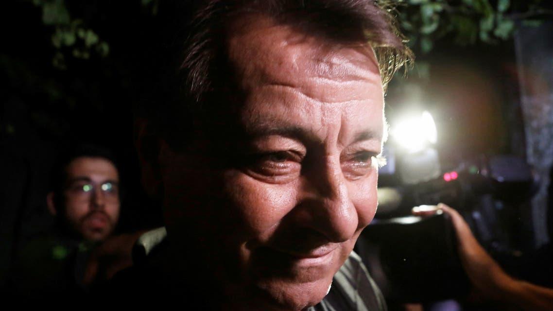 الناشط الإيطالي اليساري المتطرف السابق تشيزاري باتيستي