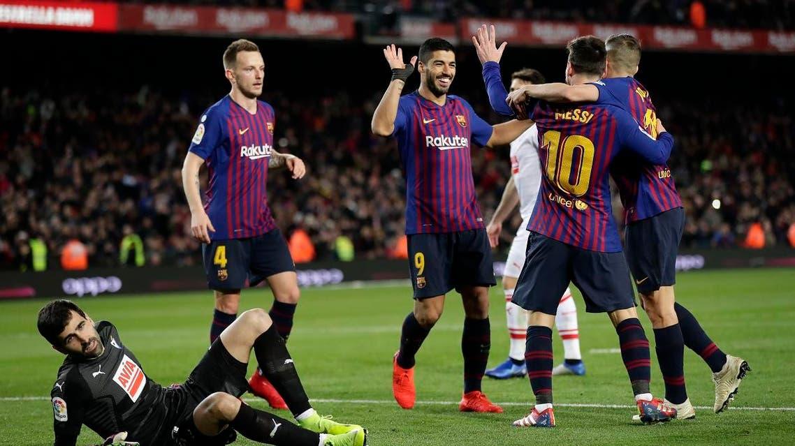 Barcelona football (AP)