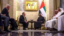 US Secretary of State Pompeo meets UAE leadership in Abu Dhabi