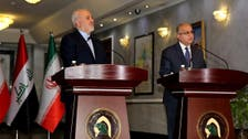 Iran's Zarif holds talk with his Iraqi counterpart in Baghdad