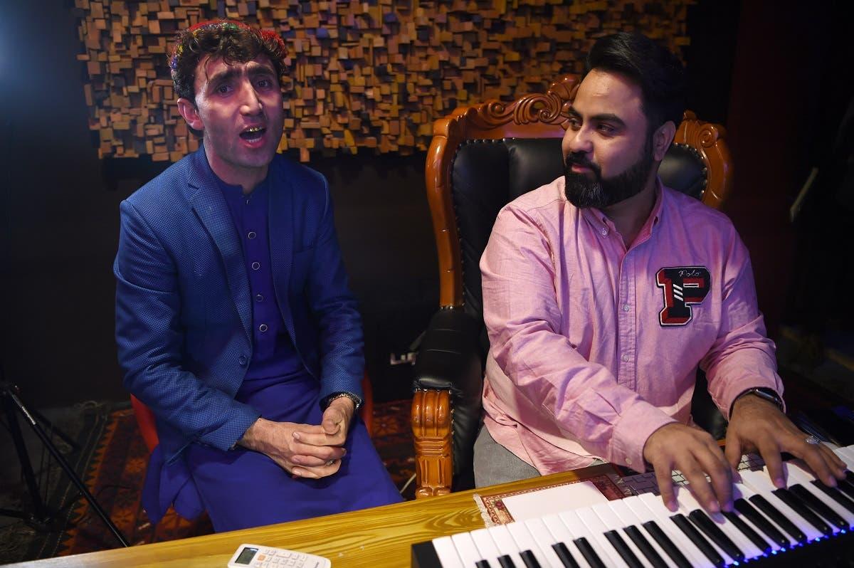 Afghani Talent Abdul Salam Maftoon (AFP)