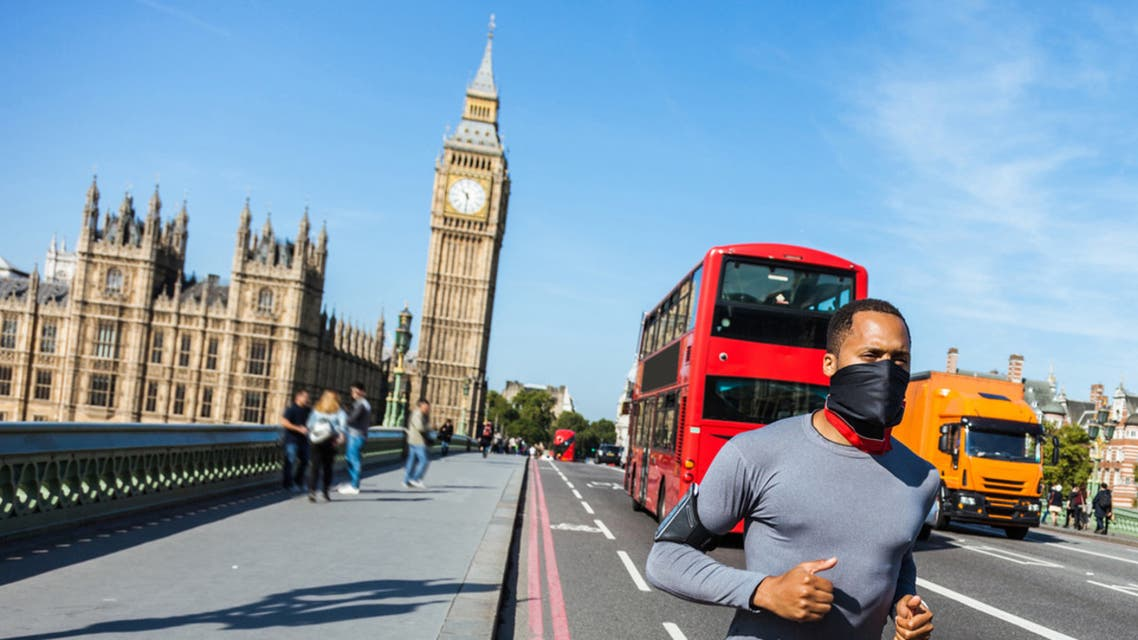 بريطانيا - تلوث الهواء