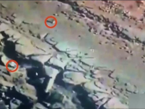 طيران التحالف يستهدف تجمعات وآليات حوثية في حجة