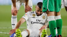 Benzema and Vallejo add to Real Madrid injury problems