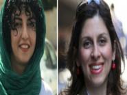 سجينتان إيرانيتان تبدآن الإضراب عن الطعام