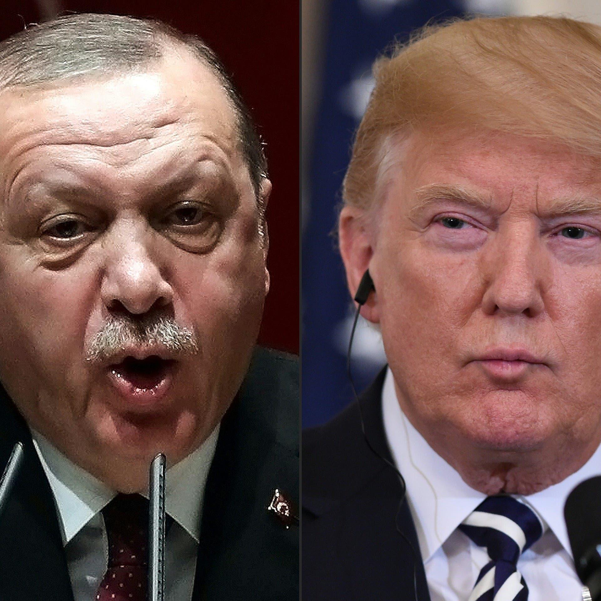 ترمب: سندمر تركيا اقتصادياً إذا هاجمت أكراد سوريا