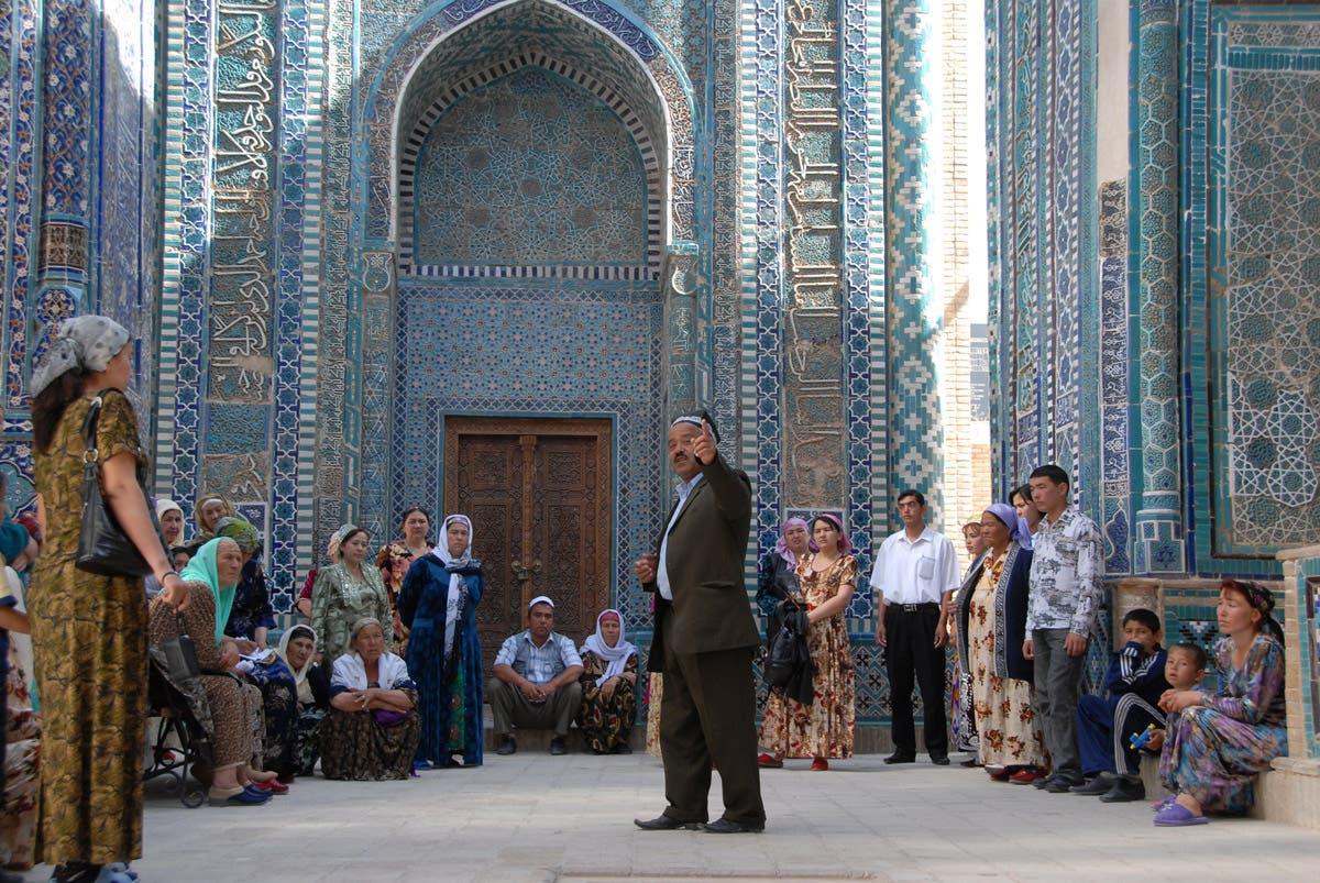 تاجیکهای سمرقند