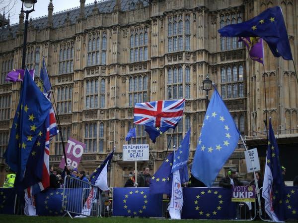 نواب بريطانيا يصوتون ضد كل المقترحات البديلة لبريكست