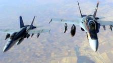 جنوبی یمن میں اتحادی لڑاکا جہازوں کی بمباری، القاعدہ کے دسیوں جنگجو ہلاک
