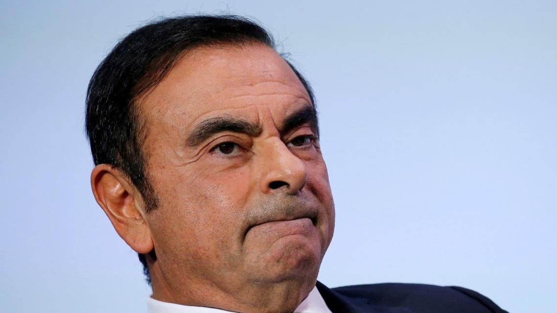 Carlos Ghosn attends at the Tomorrow In Motion event on the eve of press day at the Paris Auto Show. (File photo: Reuters)