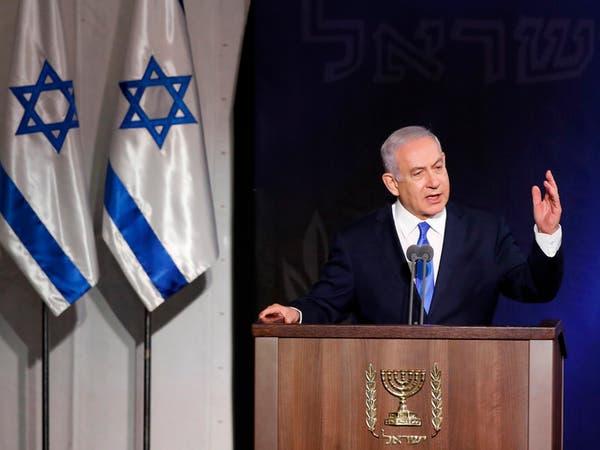 """رئيس وزراء إسرائيل يعلق على """"قمر إيران البريء"""""""