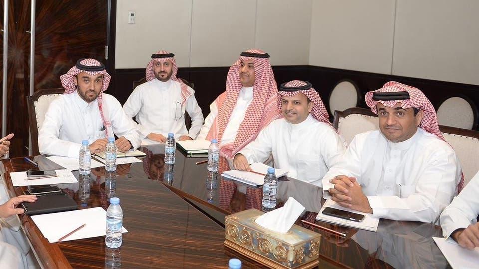 عبدالعزيز بن تركي الفيصل يجتمع برؤساء الأندية