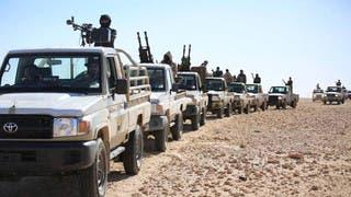 الجيش الوطني الليبي يبدأ عملية لتحرير الجنوب من الإرهاب