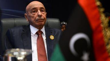 عقيلة صالح يلتقي سفير واشنطن بليبيا خلال زيارته للقاهرة