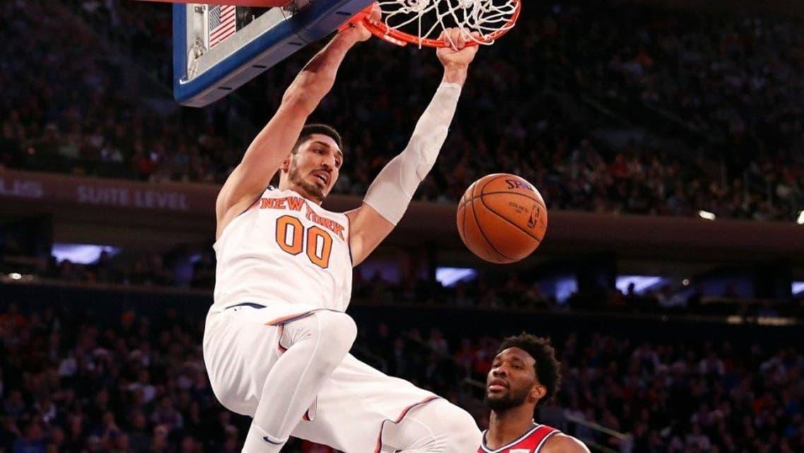 لاعب السلة أنس