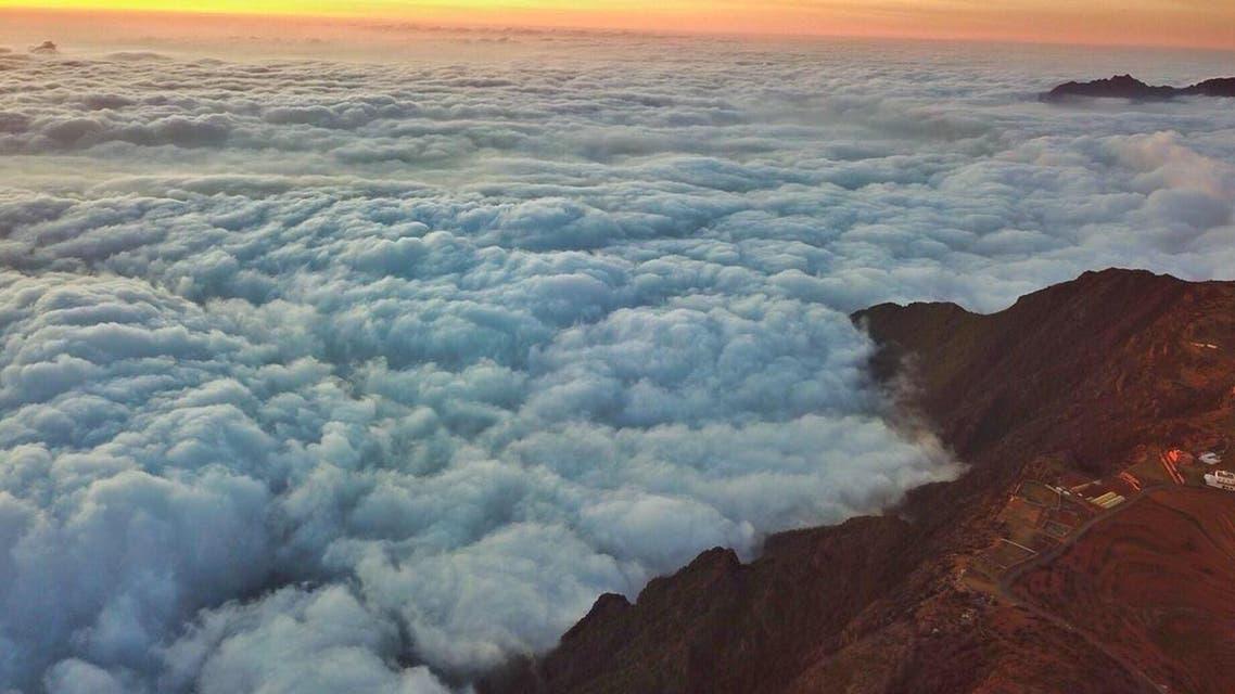 KSA: Clouds
