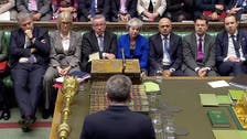 Theresa May's government survives no-confidence vote