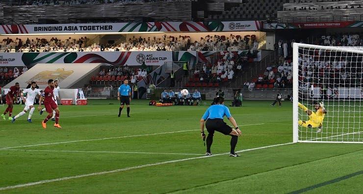 qatar saudi arabia asian cup afp