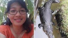 انڈونیشیا میں مگر مچھ خاتون سائنسدان کو زندہ نگل گیا