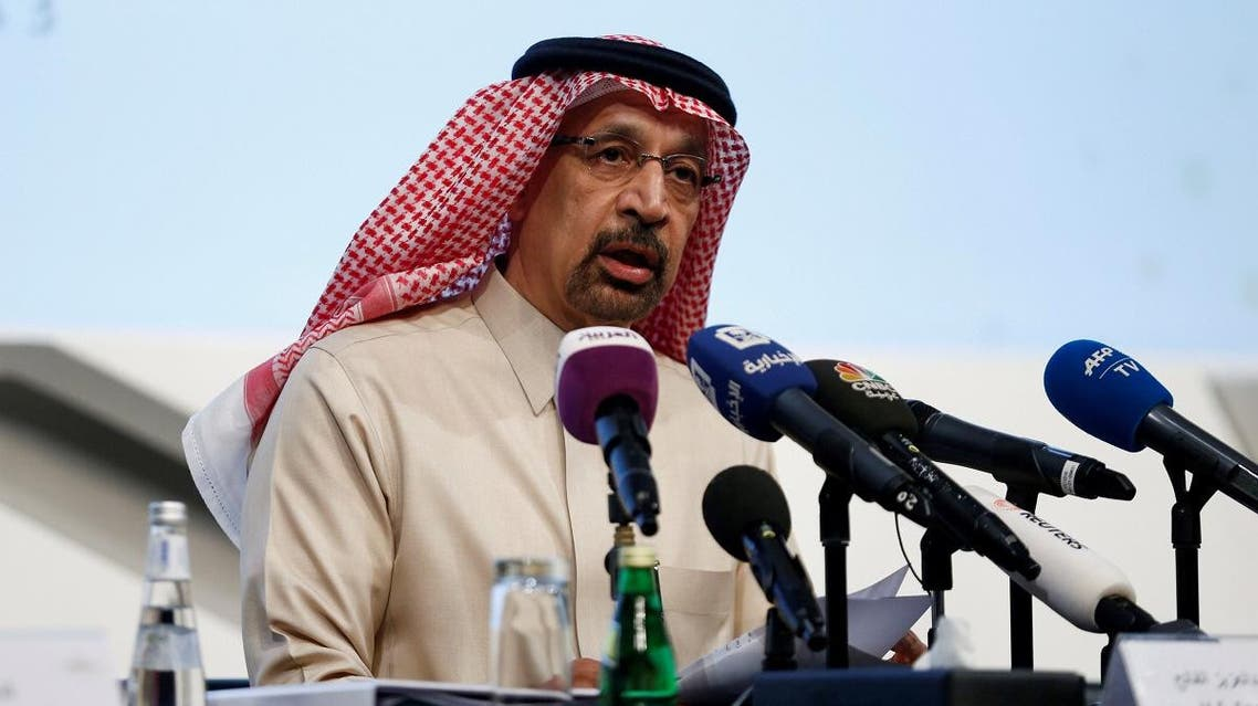 Saudi KHALID AL FALIH (AFP)