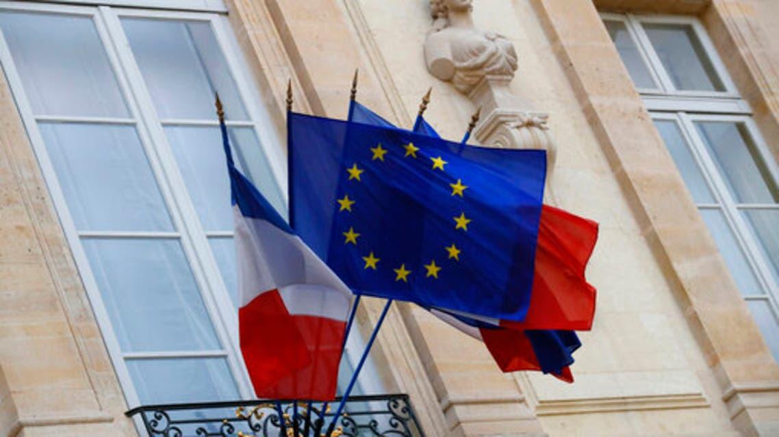 فرنسا الاتحاد الأوروبي