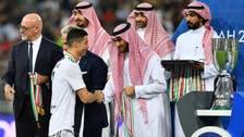Cristiano Ronaldo: Visit to Saudi Arabia was excellent