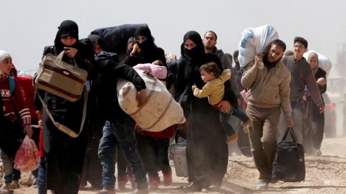 syrians evacuation