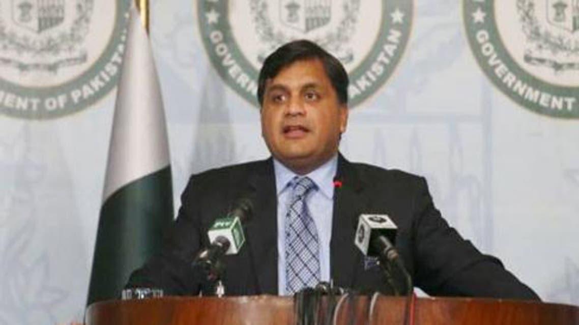 Dr. Faisal Spokesperson FO