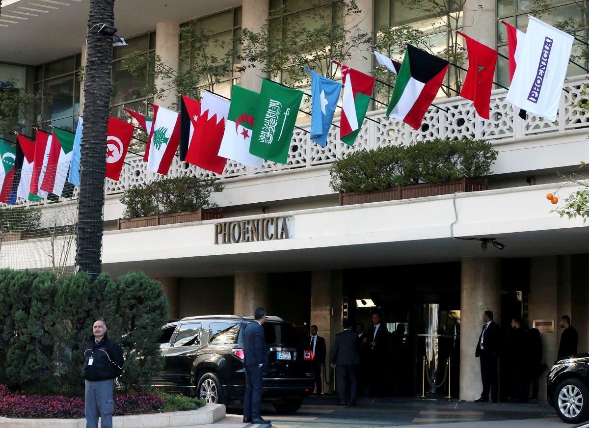 Lebanon Arab summit 2 (Reuters)