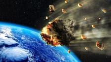 """كويكبات تضرب الأرض بوتيرة عالية.. """"لكن لا داعي للقلق"""""""