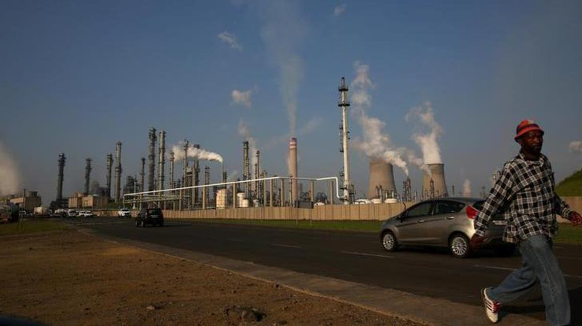 نفت سرمایه گزاری سعودی در آفریقای جنوبی