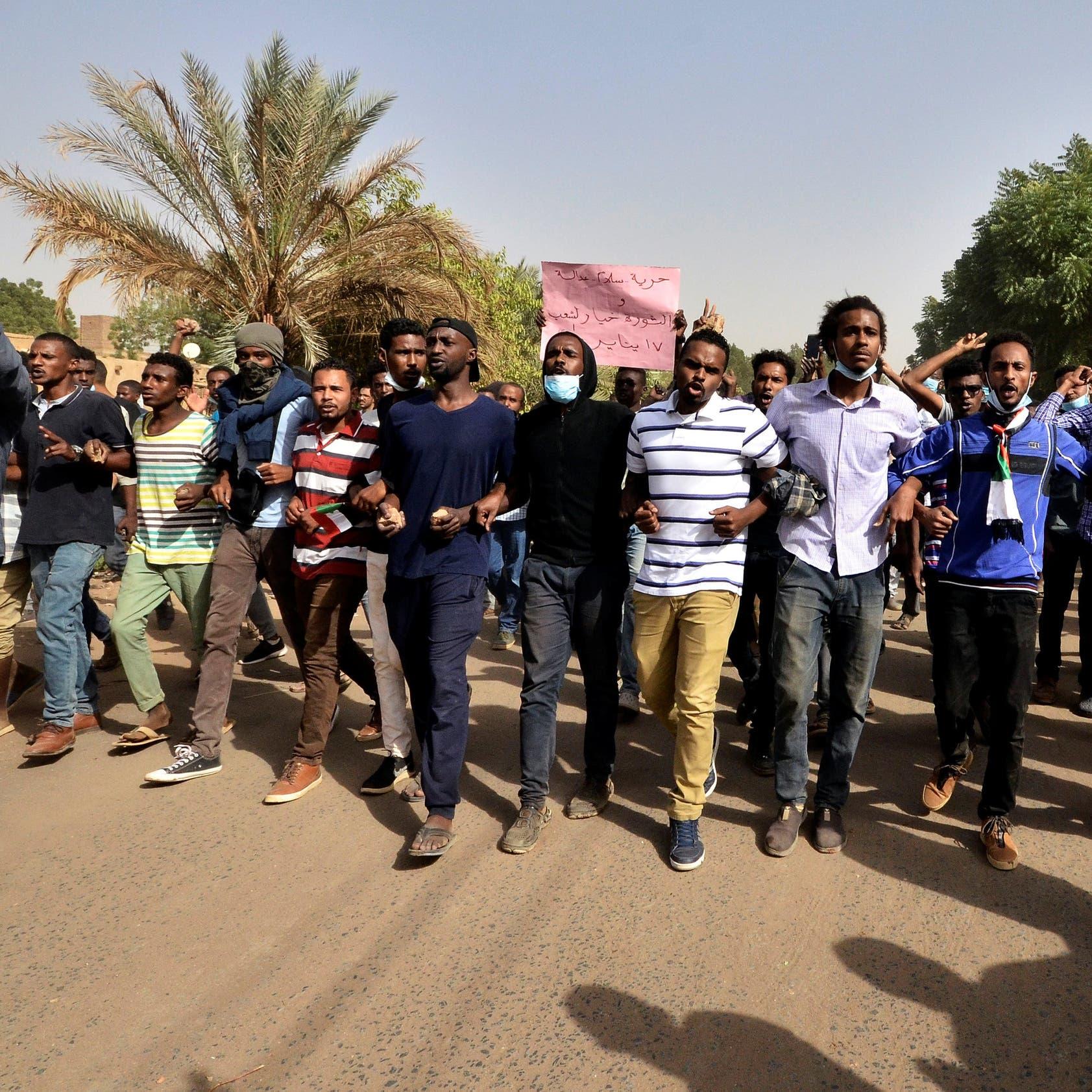 تجدد الاحتجاجات في السودان رغم إعلان حالة الطوارئ