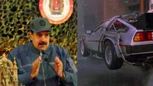 رئيس فنزويلا يزعم أنه سافر عبر الزمن ورأى المستقبل
