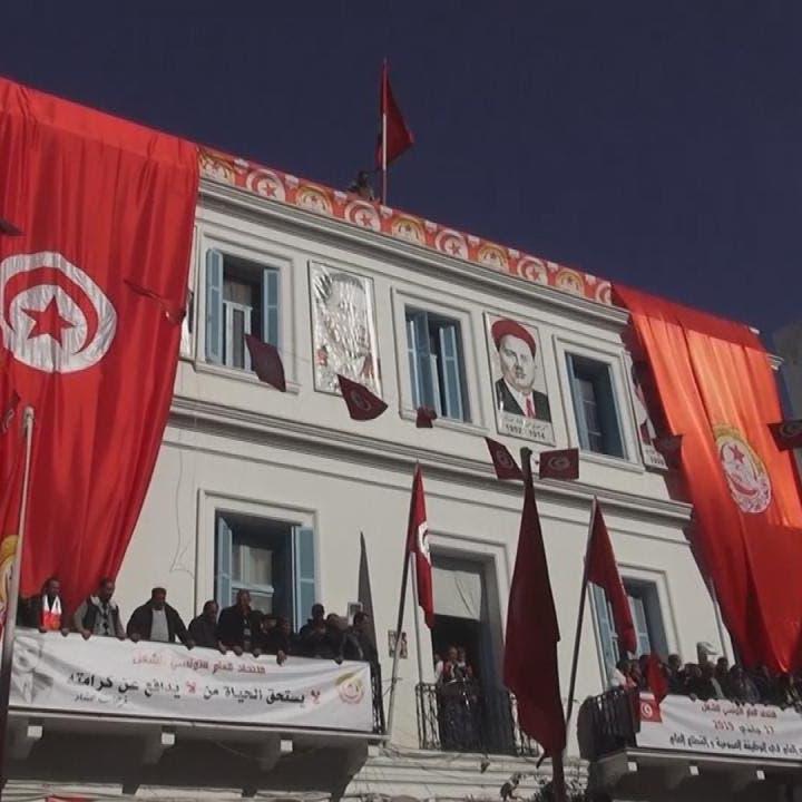 تونس.. اتحاد الشغل يشتكي من استقواء أطراف سياسية بتركيا