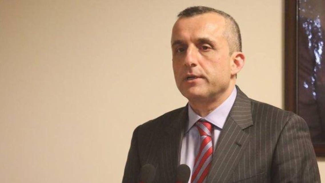 انتخابات افغانستان؛ امرالله صالح به تکت انتخابات اشرف غنی پیوست