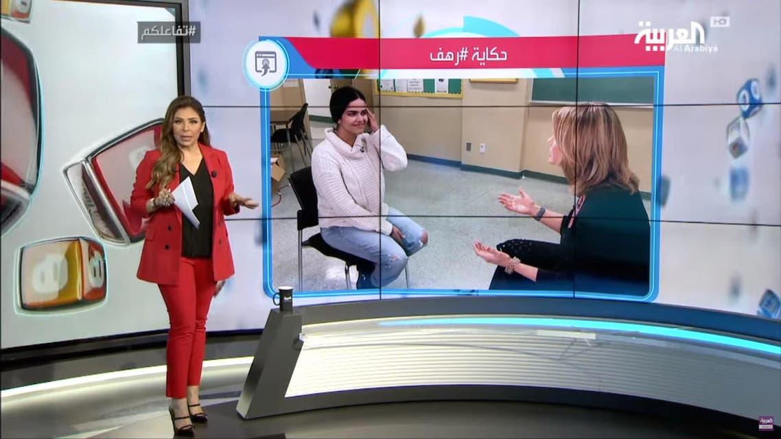 Critics debate 'airing of dirty laundry' after Al Arabiya's coverage of Rahaf