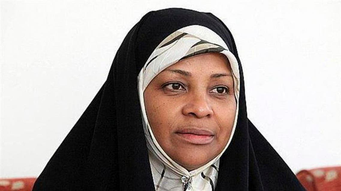 This undated photo provided by Iranian state television's English-language service, Press TV, shows its American-born news anchor Marzieh Hashemi. (Press TV via AP)