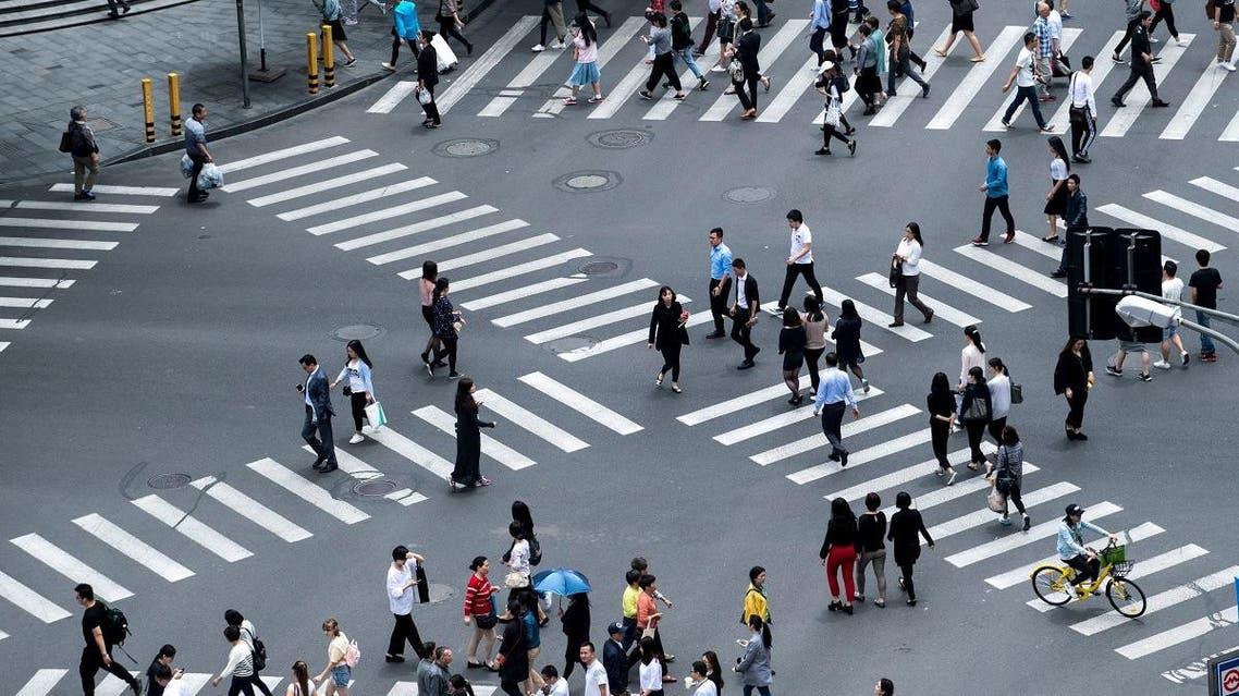 China economy (AFP)