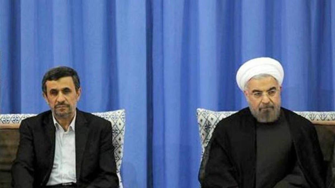 Iran: Mahmood ahamadi nazaad and Hasan rohani
