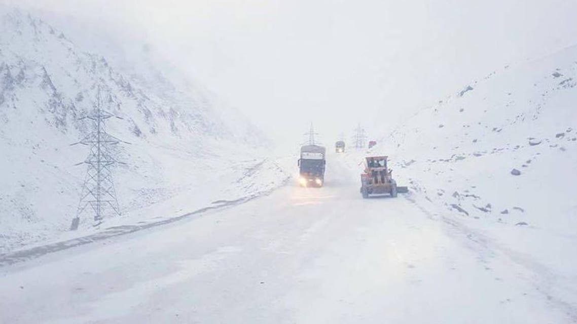 شاهراه سالنگ افغانستان دوباره به روی ترافیک بسته شد