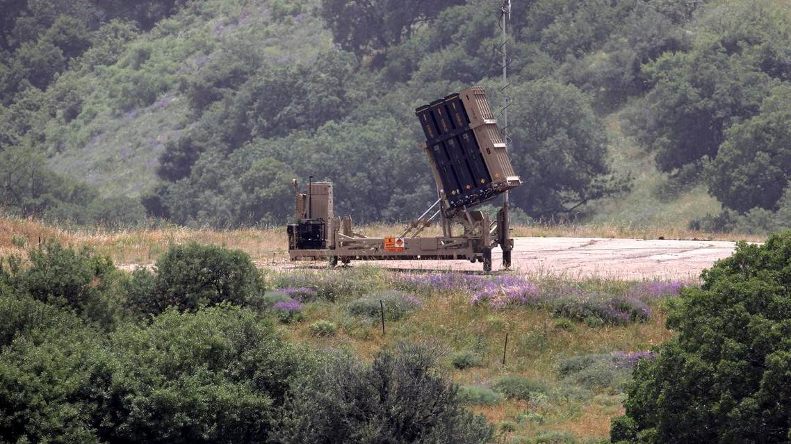 Israel Iron Dome 2 (AFP)