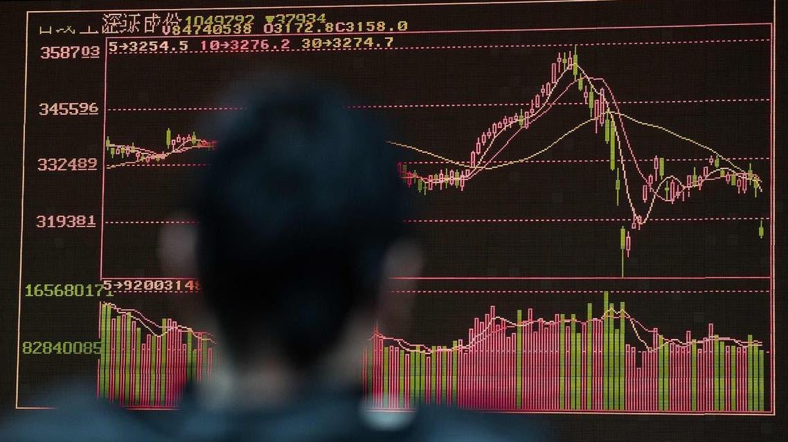 China stock markets (AFP)